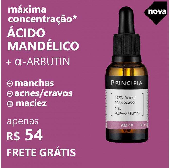 ÁCIDO MANDÉLICO